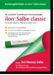 Cesra Produktflyer von ilon Salbe classic