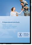 Cover des Präparateverzeichnisses