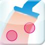 ilon Abszess-Salbe gegen Rasierpickel