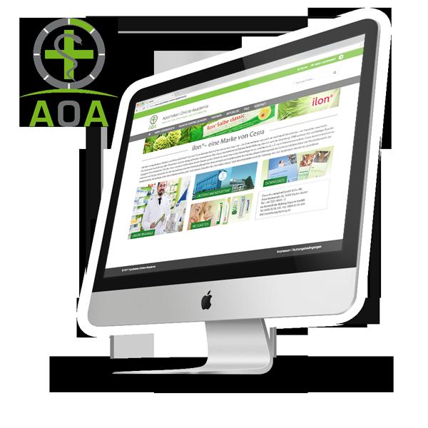 Online-Schulung der Apotheken-Online-Akademie